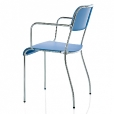 Magis: Categories - Furniture - Centomila Sedia with armrest