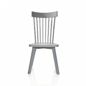 Gervasoni: Categories - Furniture - Gray 21 Chair