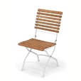 Skagerak: Design special - Teak garden furniture - Grenen Folding Chair