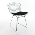 Knoll International: Categories - Furniture - Bertoia Chair