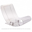 Kartell: Categories - Furniture - LCP Lounge Chair