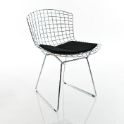 Knoll International: Brands - Knoll International - Bertoia Chair