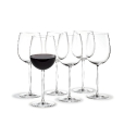 Holmegaard: Brands - Holmegaard -  Future Bordeaux Red Wine Glass Set