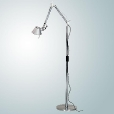 Artemide: Brands - Artemide - Tolomeo Mini LED Floor Lamp