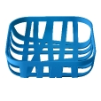 Muuto: Categories - Accessories - Wicker Bread Basket