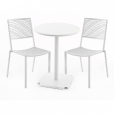 Weish&auml;upl: Rubriques - Mobilier - Easy Cross/Tonic Outdoor Set