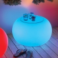 Moree Ltd.: Categories - Furniture - Bubble LED Accu Outdoor Side Table