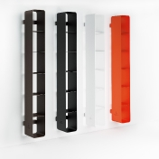 Röshults: Categories - Accessories - Soho Wall shelf long