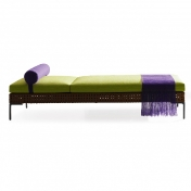 B&B Italia: Outlet - Charles Outdoor Chaise Longe | Display Item