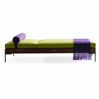 Charles Outdoor Chaise Longe