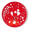 Alessi: Categories - Accessories - Piattopanettone Panettone Serving Plate