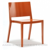 Kartell: Categories - Furniture - Lizz Chair