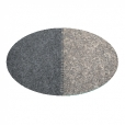 Hey-Sign: Categories - Furniture - Zipp Carpet Round Ø 280 cm