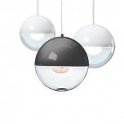 Koziol: Categories - Lighting - Orion Suspended Lamp
