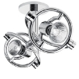 Cini & Nils: Brands - Cini & Nils - Mini Fari Due Ceiling Lamp