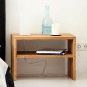 Jan Kurtz: Categories - Furniture - Lucas Bedside Table