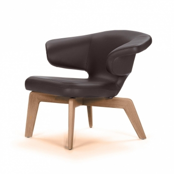 Munich Lounge Chair - Fauteuil