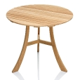 Skagerak: Design Special - Meubles de jardin en teak - Vendia - Table de jardin