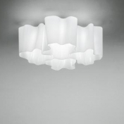 Artemide: Categories - Lighting - Logico Soffitto Mini 4x90° Ceiling Lamp