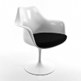 Knoll International: Rubriques - Mobilier - Tulip - Fauteuil