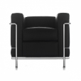 Cassina: Rubriques - Mobilier - LC2 - Fauteuil