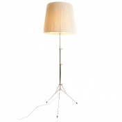 Pallucco: Categories - Lighting - Baby Gilda Plissé Floor Lamp