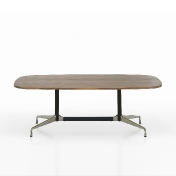 Vitra: Brands - Vitra - Eames Table Boat Form