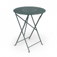 Fermob: Categories - Furniture - Floréal Folding Table Ø60cm