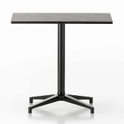 Vitra: Brands - Vitra - Bistro Table Rectangular