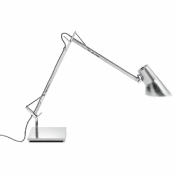 Flos: Collections - Kelvin - Kelvin T Halo Desk Lamp with Base