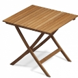 Skagerak: Design special - Teak garden furniture - Selandia Outdoor Table 75