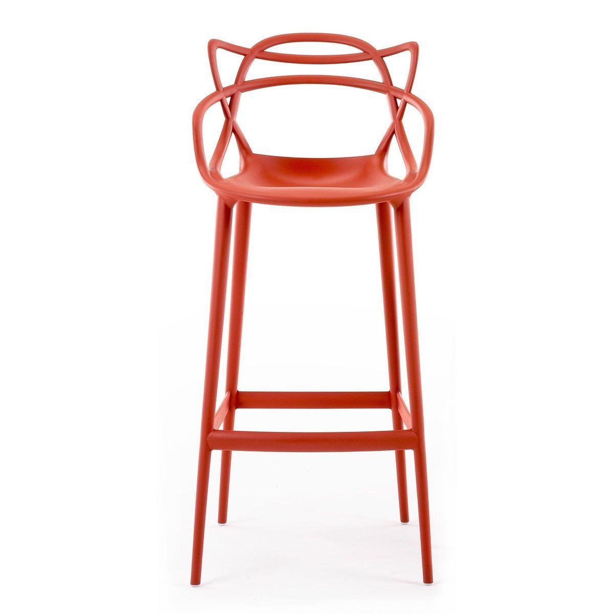 masters tabouret de bar 109cm kartell. Black Bedroom Furniture Sets. Home Design Ideas
