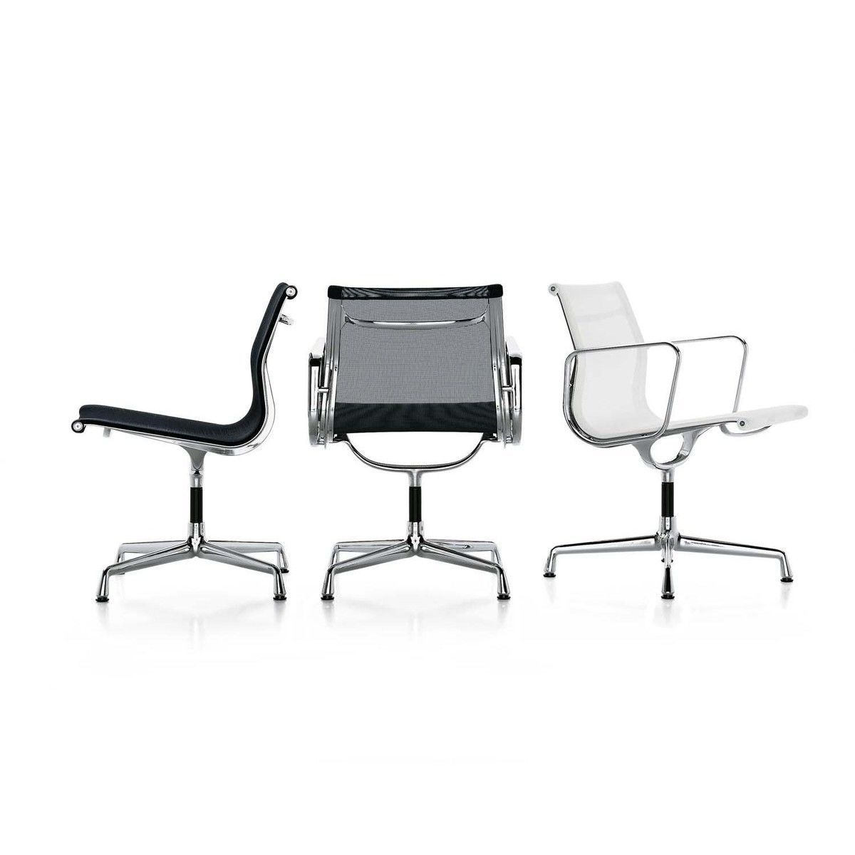 vitra ea 108 aluminium chair bureaustoel vitra. Black Bedroom Furniture Sets. Home Design Ideas