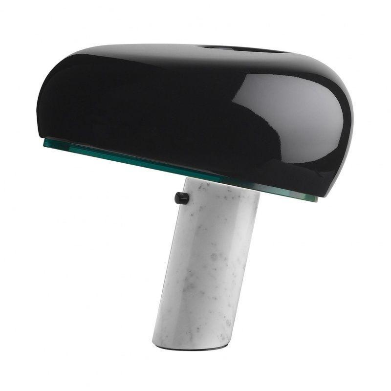snoopy lampe de table flos. Black Bedroom Furniture Sets. Home Design Ideas