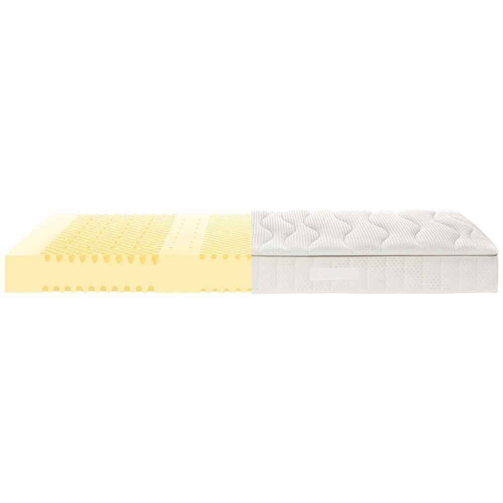 Selecta Fr5 skid frame bed 160cm more ambientedirect com