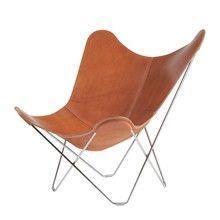 cuero - Pampa Mariposa Butterfly Chair Sessel