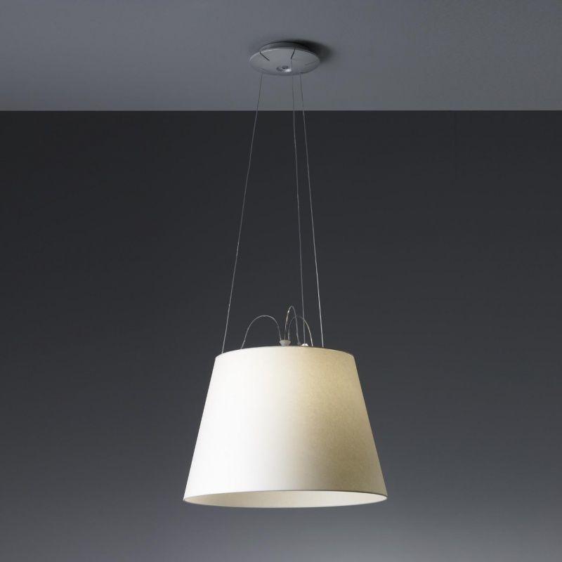 tolomeo mega sospensione suspension lamp artemide. Black Bedroom Furniture Sets. Home Design Ideas