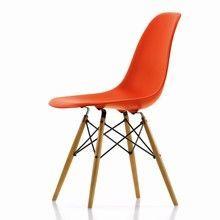 Vitra - Eames Plastic Side Chair DSW Stuhl H43cm