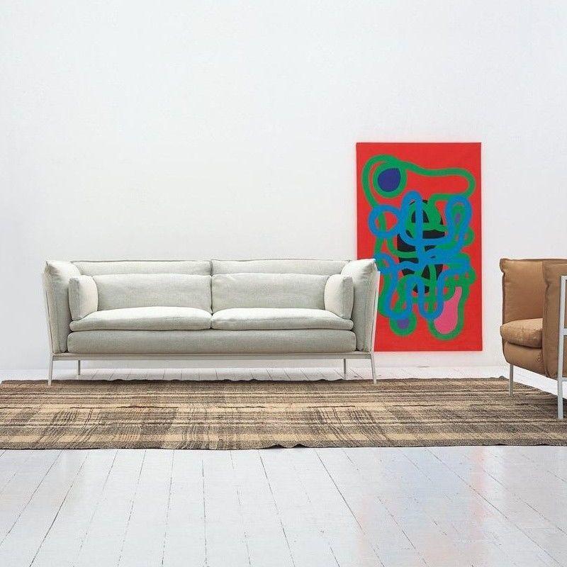 basket bouroullec canap 2 places cappellini. Black Bedroom Furniture Sets. Home Design Ideas