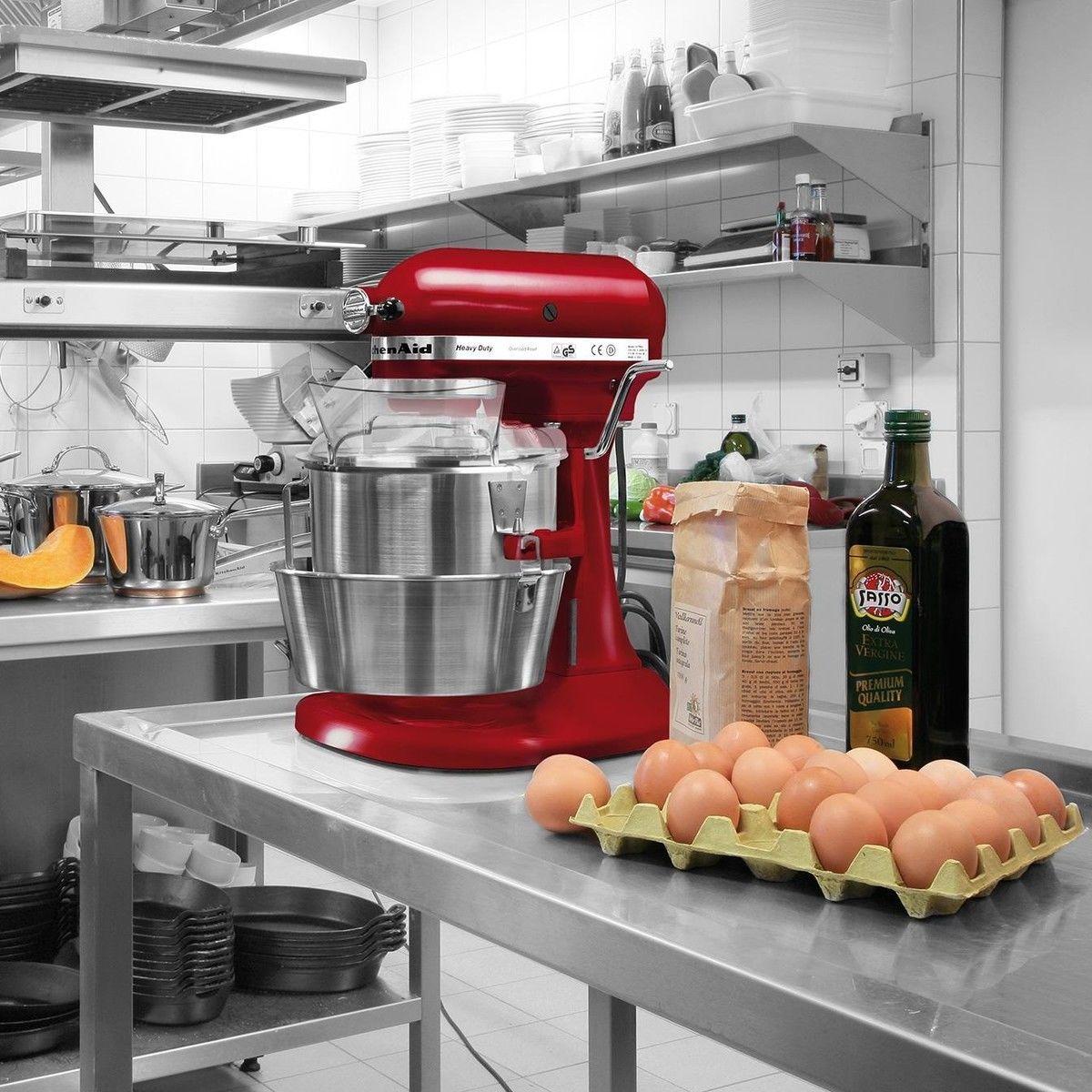 kitchenaid heavy duty k chenmaschinen zubeh r kitchenaid. Black Bedroom Furniture Sets. Home Design Ideas