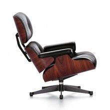 Vitra - Eames Lounge Chair XL neue Maße Drehsessel