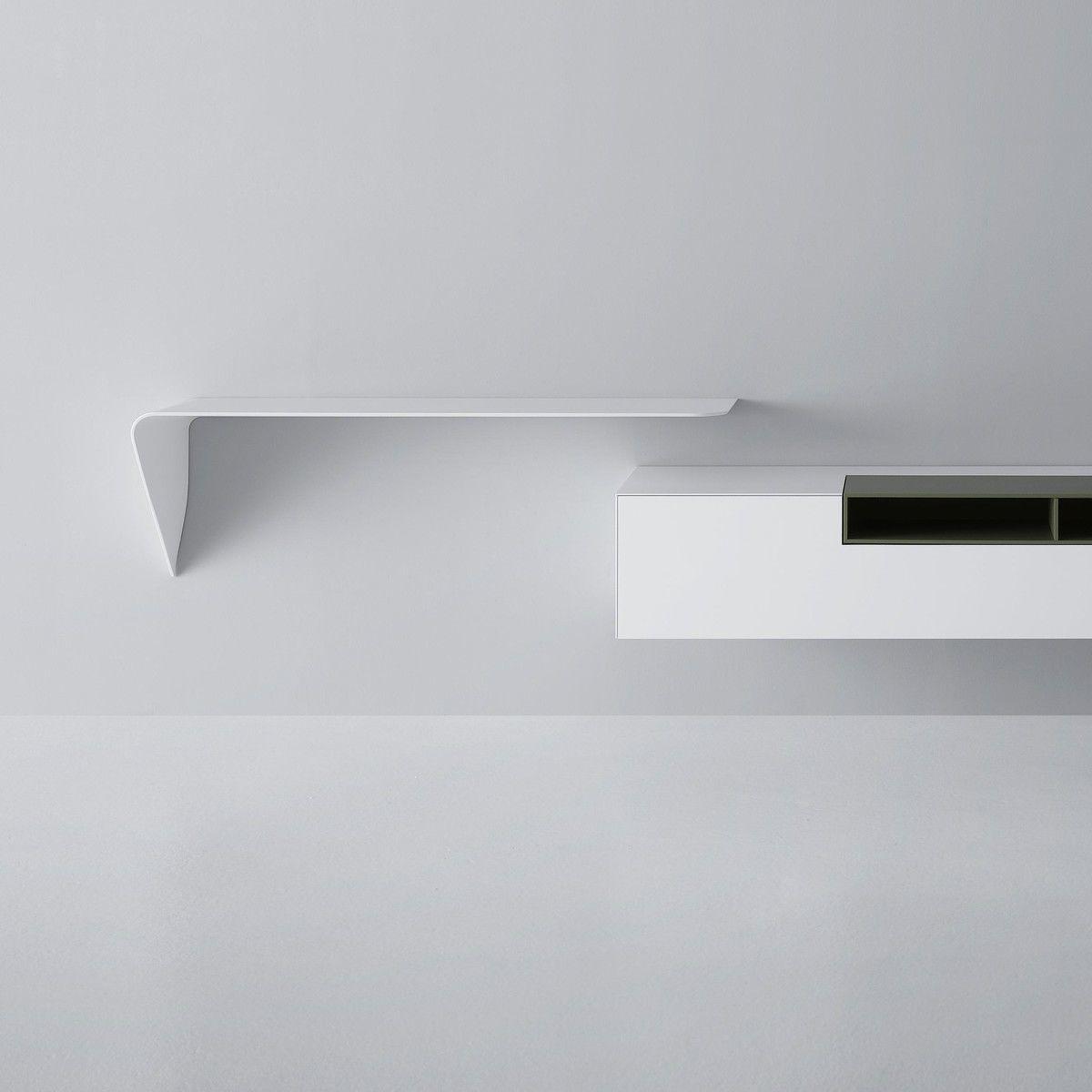 Mamba Light Wall Shelf MDF Italia