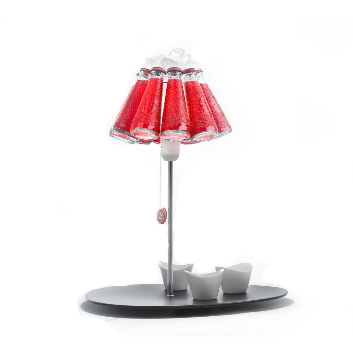 campari bar lampe de table ingo maurer. Black Bedroom Furniture Sets. Home Design Ideas