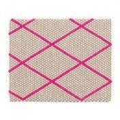 HAY - S&B Dot Teppich 80x100cm - hot pink/80x100cm/Einzelstück - nur einmal verfügbar!