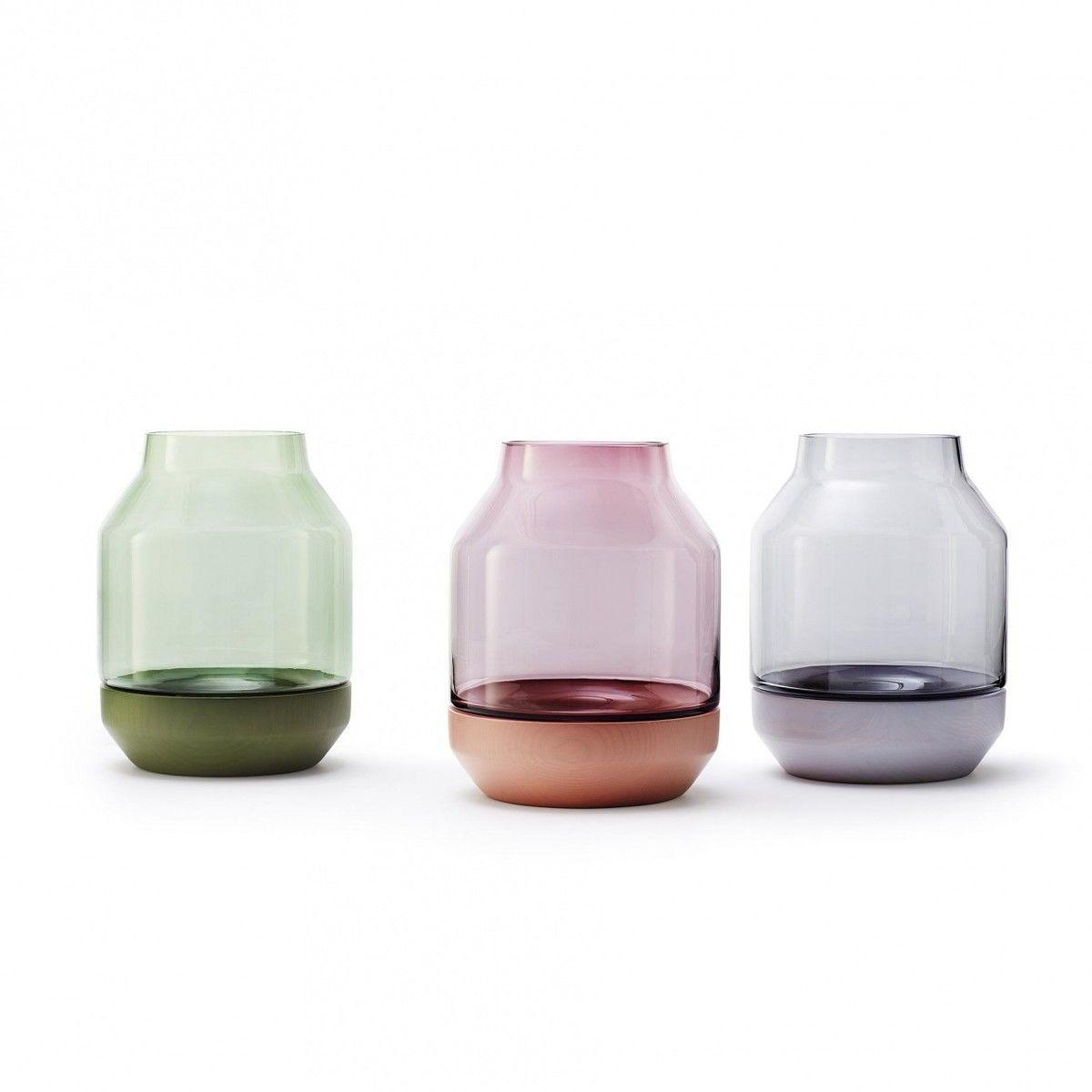 Muuto Elevated Vase Muuto Ambientedirect Com