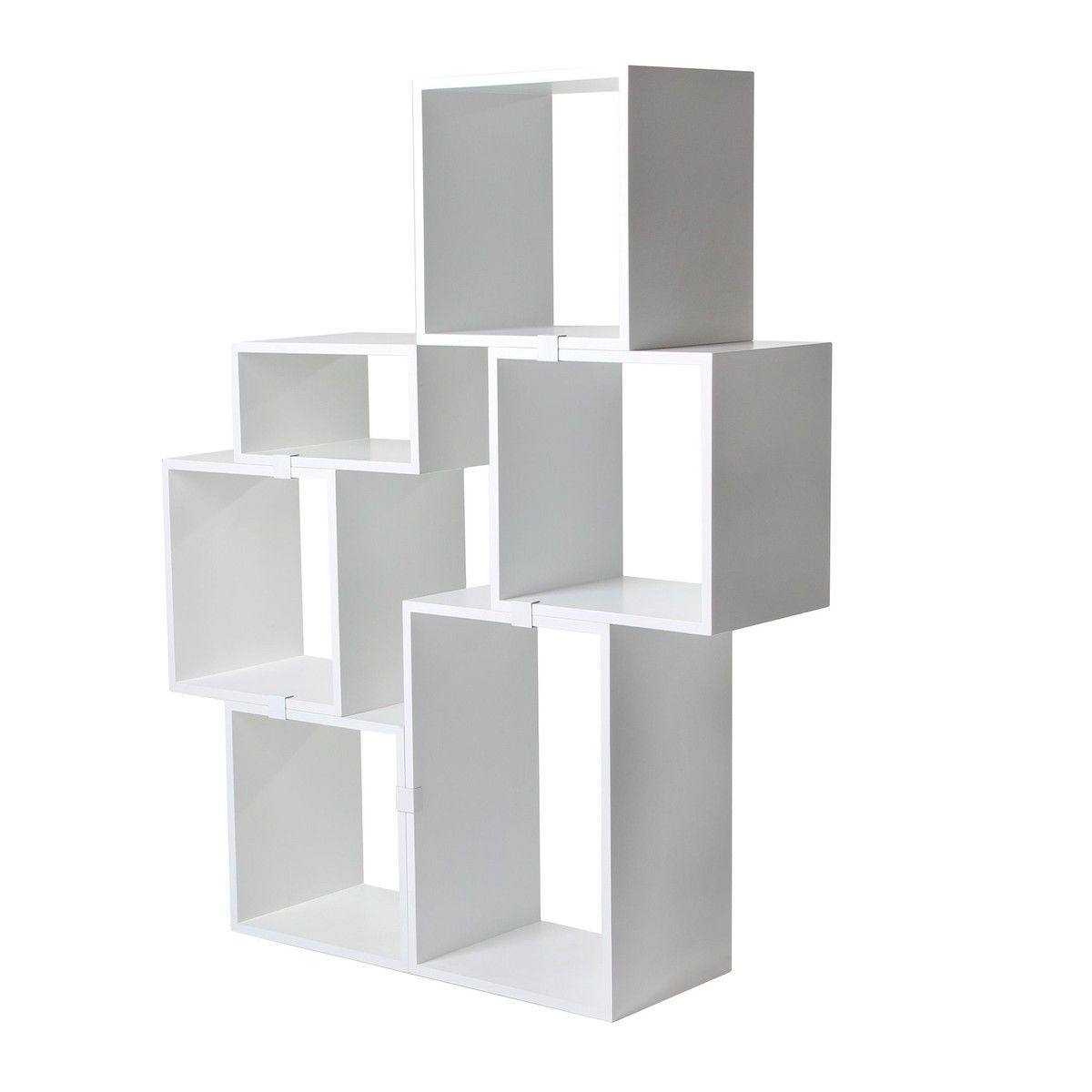 Muuto Regal muuto stacked regal einzelfächer weiß muuto ambientedirect com