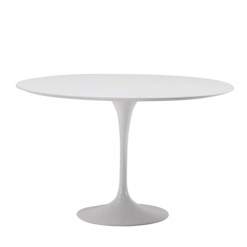 tavolo tulip replica design casa creativa e mobili ispiratori. Black Bedroom Furniture Sets. Home Design Ideas