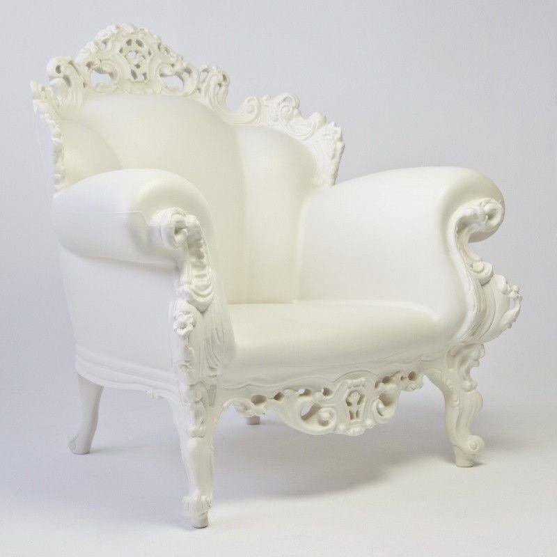 Proust outdoor fauteuil magis for Fauteuil proust