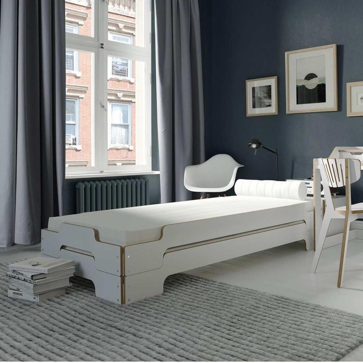 rolf heide stapelliege m ller m belwerkst tten. Black Bedroom Furniture Sets. Home Design Ideas