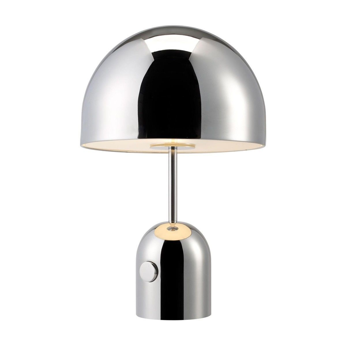 bell lampe de table tom dixon. Black Bedroom Furniture Sets. Home Design Ideas